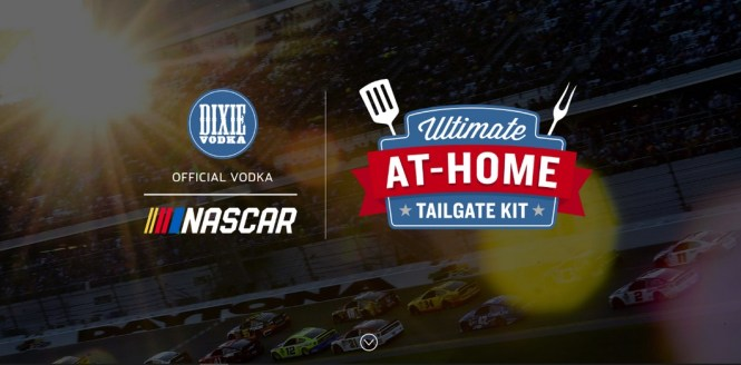 Dixie Vodka Ultimate At-Home Tailgate Package Sweepstakes