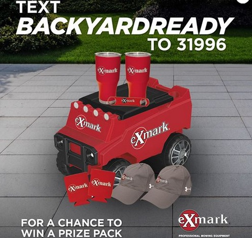 Game And Fish Backyard Ready Sweepstakes