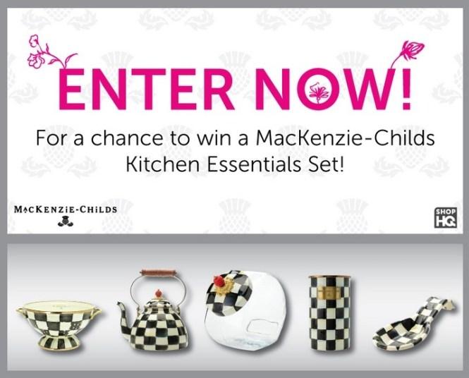 Mackenzie-childs Kitchen Essentials Sweepstakes