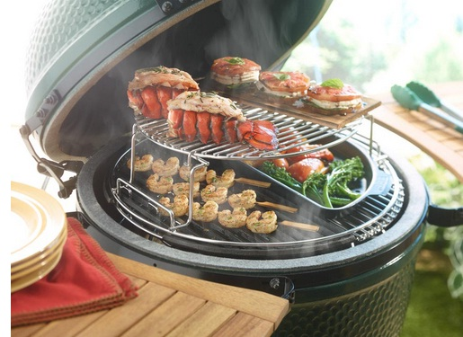 Meadow Creek Barbecue Supply Big Green Egg Grill Giveaway