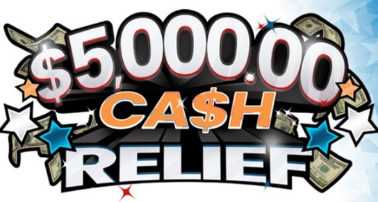 PCH $5000 Cash Relief Sweepstakes
