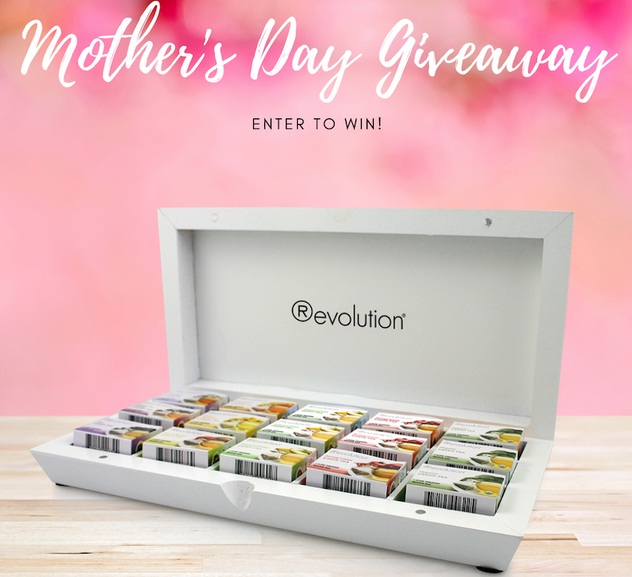 Revolution Tea Mothers Day Giveaway