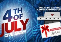 B95 4th Of July Gas Grill Giveaway