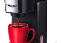 Cleverona Mueller Pro Single Serve Coffee Maker Giveaway