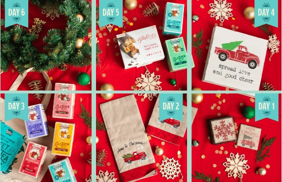 Harris Tea Southern Breeze Sweet Tea Festive Favorites Giveaway