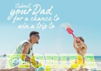 K104.7 Fathers Day Florida Getaway Contest
