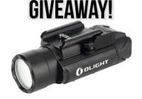 Olight Black PL-Pro Flashlight Giveaway