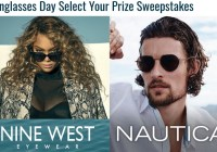 Sunglasses Day Select Your Prize Sweepstakes