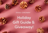 Ten Little Holiday Gift Guide And Giveaway