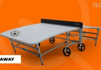 World Soccer Shop Teqball Lite Table Giveaway