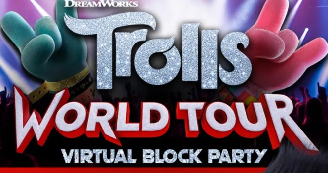 Amerigroup Community Care Trolls World Tour Party Sweepstakes