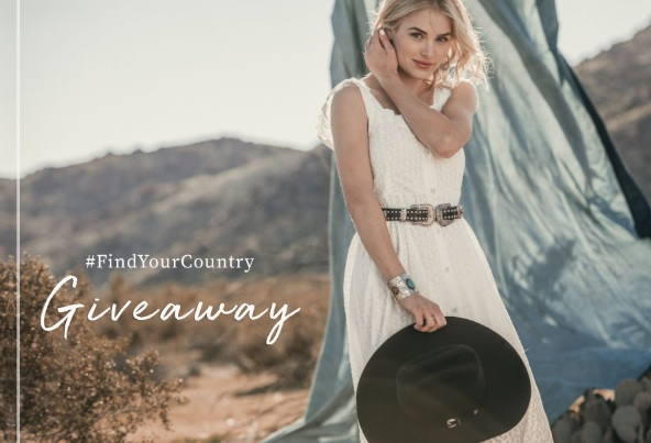 Country Outfitter FindYourCountry Sweepstakes