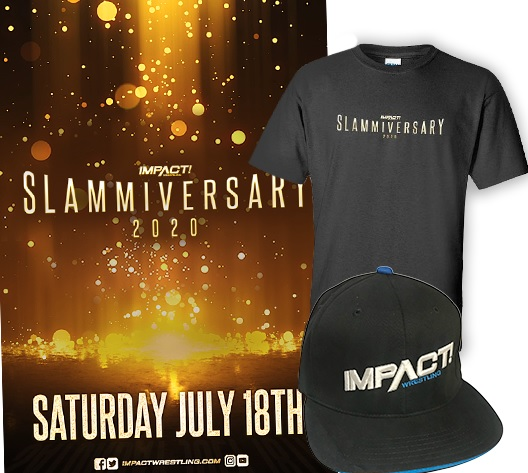 FITE Impact Slammiversary Giveaway