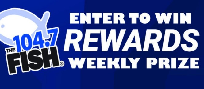 Fish Rewards Weekly Prize Sonny BBQ Contest