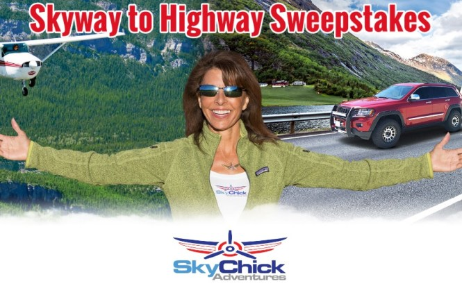 Honda Skychick Adventures Skyway To Highway Sweepstakes