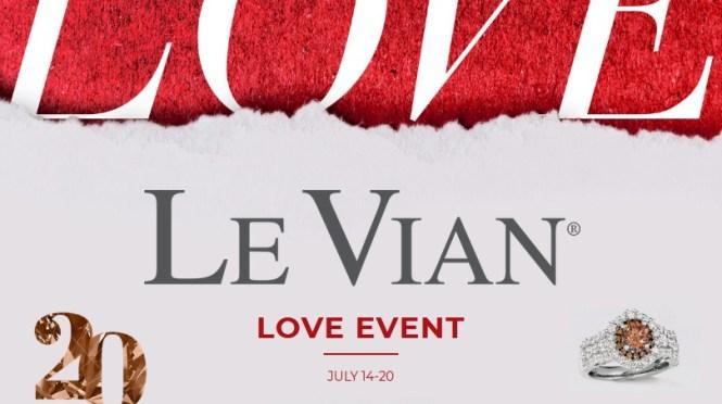 Le Vian Corp Le Vian Love Sweepstakes