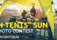 Nikwax In-Tents Summer Sun Photo Contest