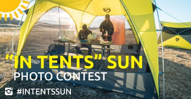 Nikwax In-Tents Summer Sun Photo Contest