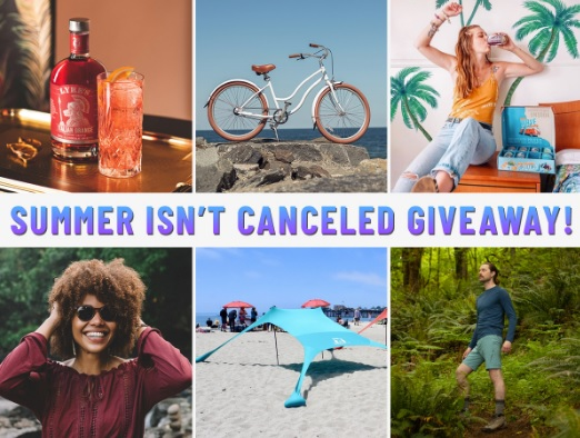 Priority Bicycles Summer Is Not Canceled Giveaway