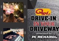 Q104.3 Drive-In In Your Driveway Sweepstakes