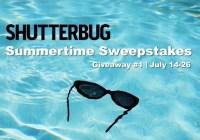 Shutterbug Summertime Sweepstakes
