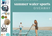 Speaqua Sound Summer Water Sports Giveaway