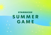 Starbucks Summer Instant Win Game Sweepstakes