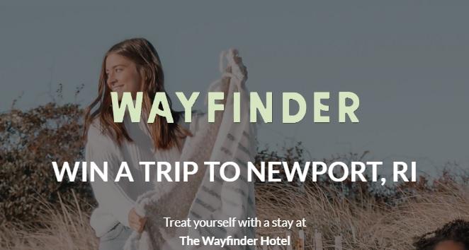 Wayfinder Hotel Getaway To Newport Giveaway
