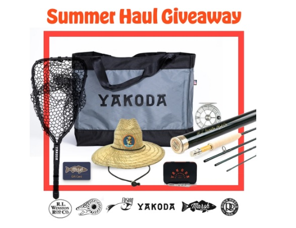 Yakoda Supply Summer Haul Giveaway