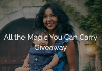All The Magic You Can Carry Giveaway