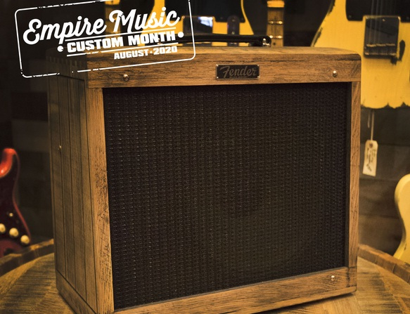 Empire Music Custom Month Giveaway