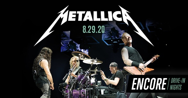 Metallica Drive-In Theater Performance Contest
