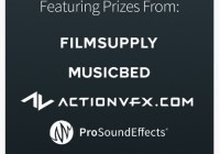 Pro Sound Effects Video Creator Giveaway