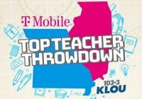 T-Mobile Top Teacher Throwdown Sweepstakes