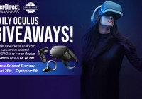 Tigerdirect Daily Oculus Sweepstakes