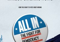 All In The Fight For Democracy Contest