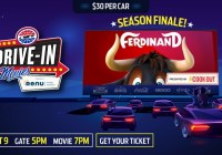 CMS Drive In Move FERDINAND Sweepstakes
