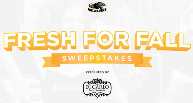 Di Carlo Salon & Barbershop Wisconsin-Milwaukee Fresh For Fall Sweepstakes