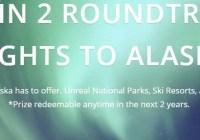 Dollar Flight Club Alaska Adventure Giveaway