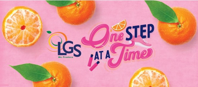 LGS Specialty Sales Lgs Darling Citrus One Step At A Time Sweepstakes