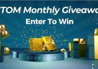 Litom Monthly Giveaway