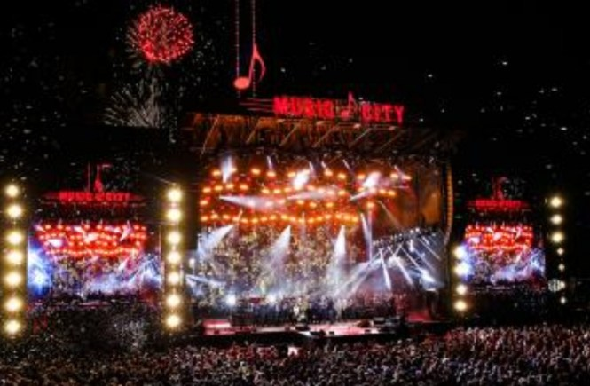 Nashville Tourism Jack Daniel Music City Midnight NYE Giveaway