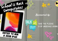 School Is Back Sweepstakes