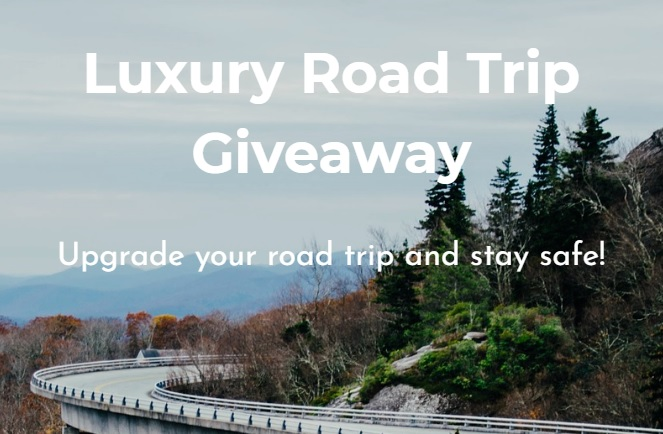 Wellness Creations Luxury Road Trip Giveaway