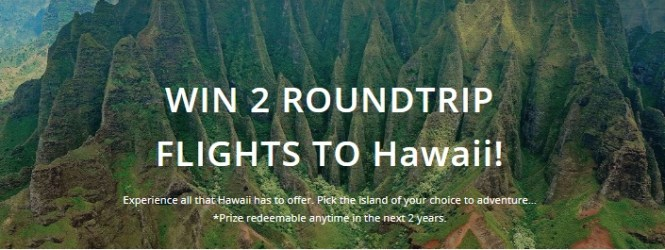 Dollar Flight Club Trip To Hawaii Sweepstakes