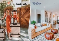 HomeAway.com VRBO And Calpak Easy Road Trip Escapes Sweepstakes