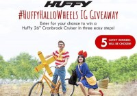Huffy Bicycles HuffyHalloWheels Giveaway