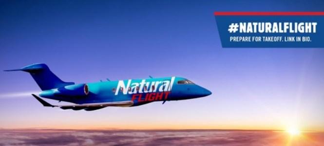 Natural Light Natural Flight Sweepstakes