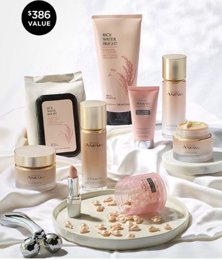 New Avon Company Avon Love Your Skin Sweepstakes