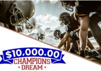 PCH $10000 Champions Dream Sweepstakes